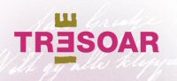 Tresoar-logo met achtergrond